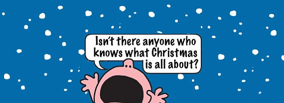 """For many of us, the """"Peanuts"""" Christmas special may have been the first time we ever heard the story from the biblical book of Luke or at least the first time we really listened."""