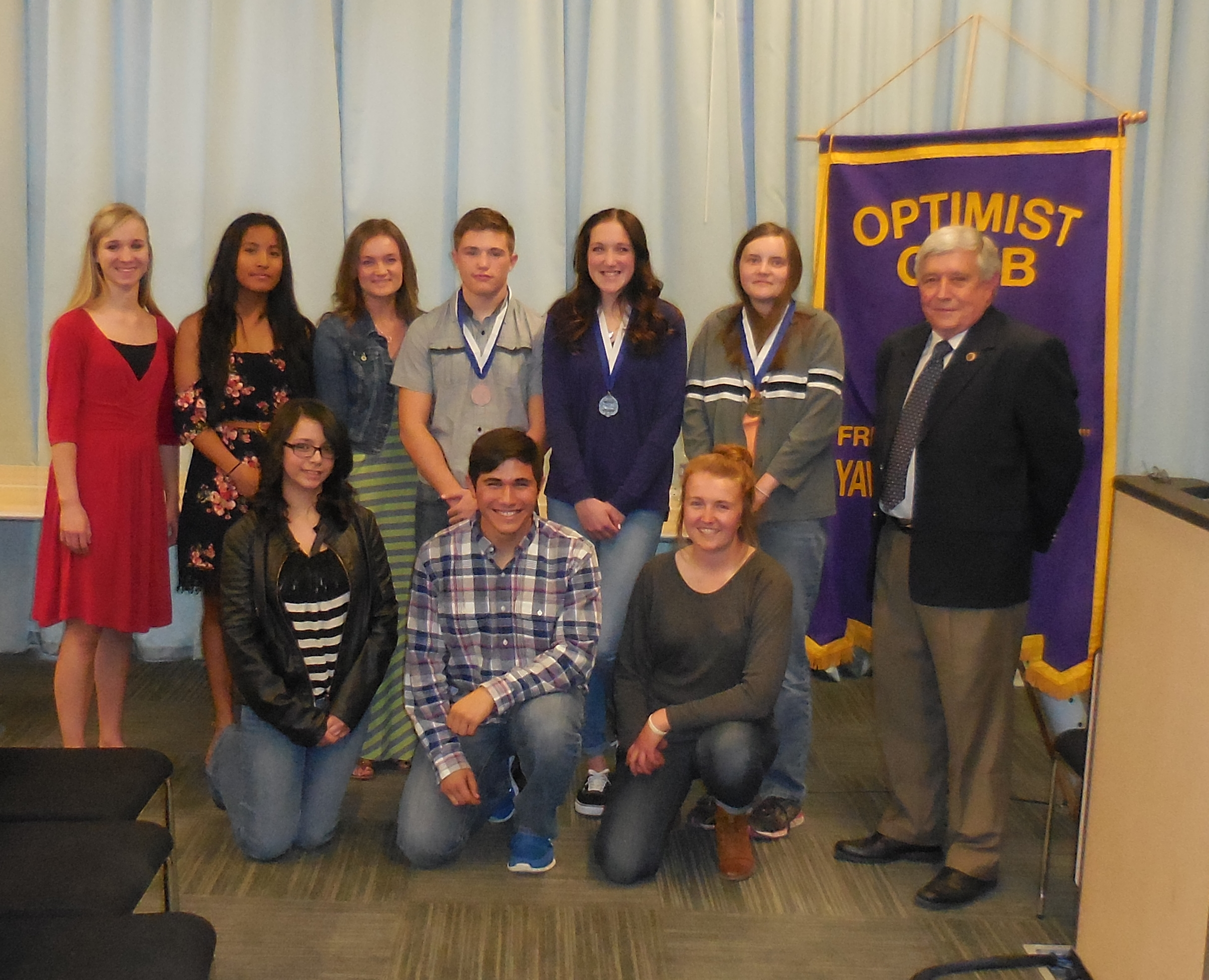 optimist international essay winners