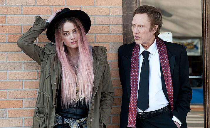 """One More Time"" features a stellar ensemble cast including Academy Award-winner Christopher Walken, Amber Heard, Oliver Platt, Hamish Linklater and Kelli Garner."