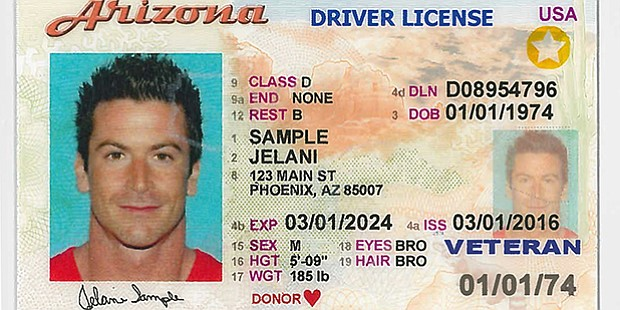 Id-compliant Real The Courier Prescott Az Licenses Daily Arizonans Begin Can Obtaining