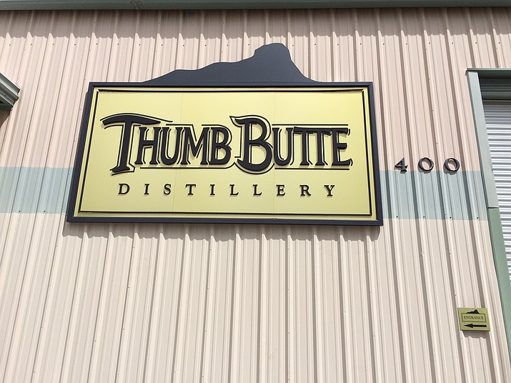 Thumb Butte Distillery in Prescott has won two gold medals in the American Distilling Institute's annual competition.