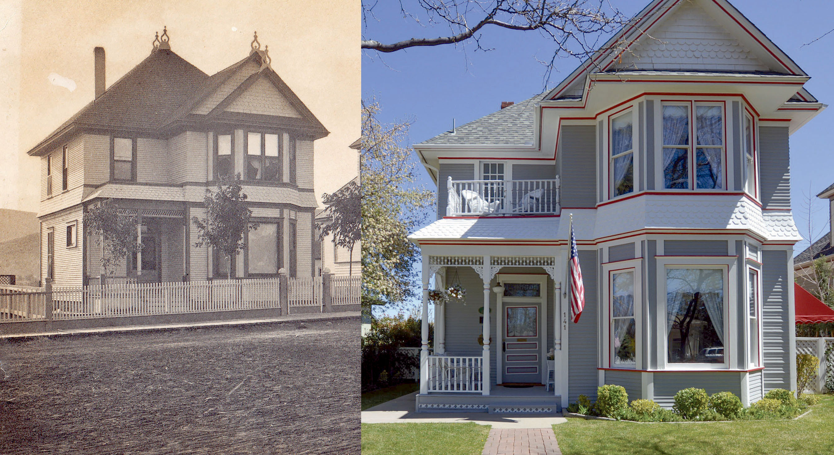 Living in a victorian house is a history lover s dream for Victorian house facts