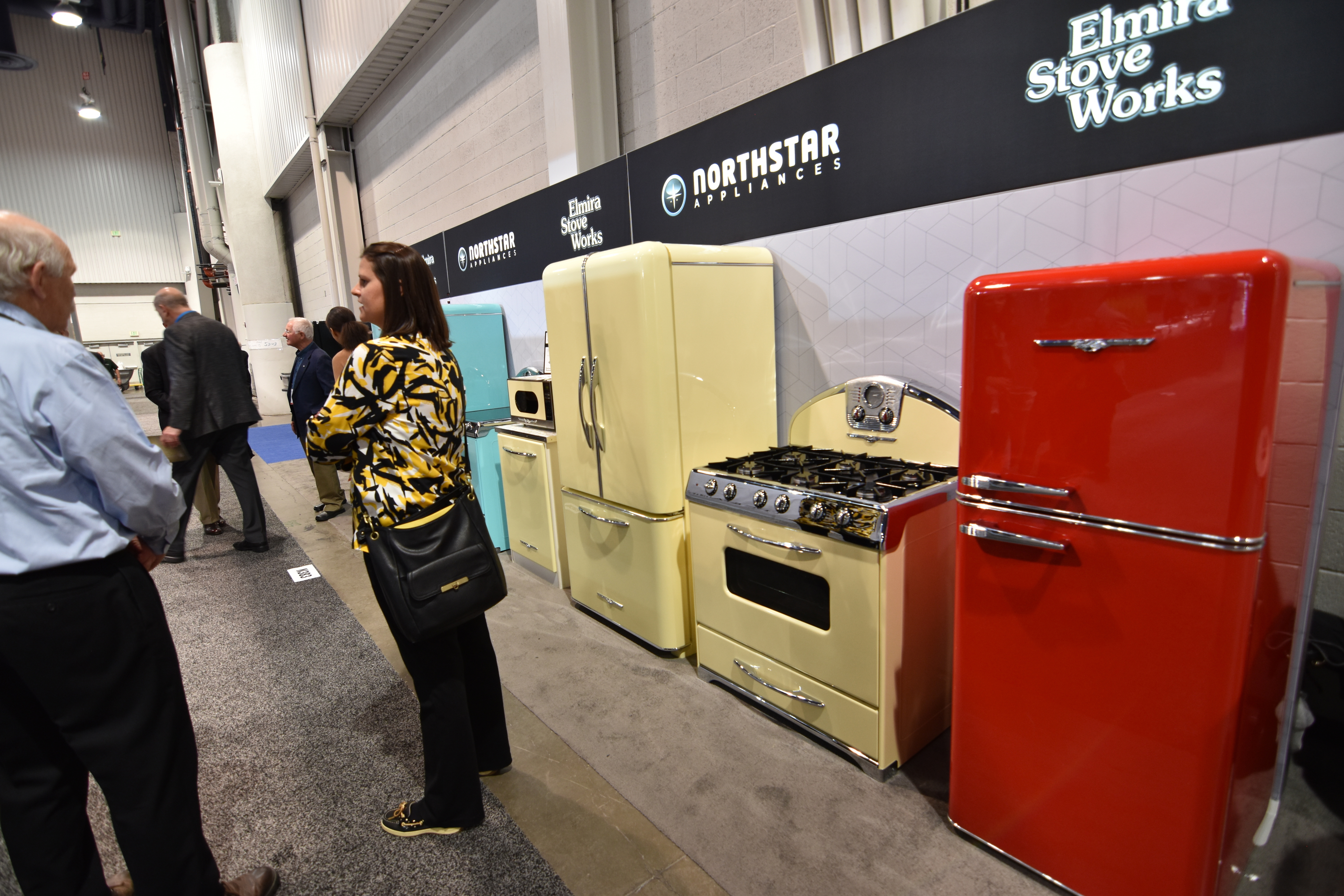 Appliance trends: Show focuses on colors, cooking times | The Daily ...