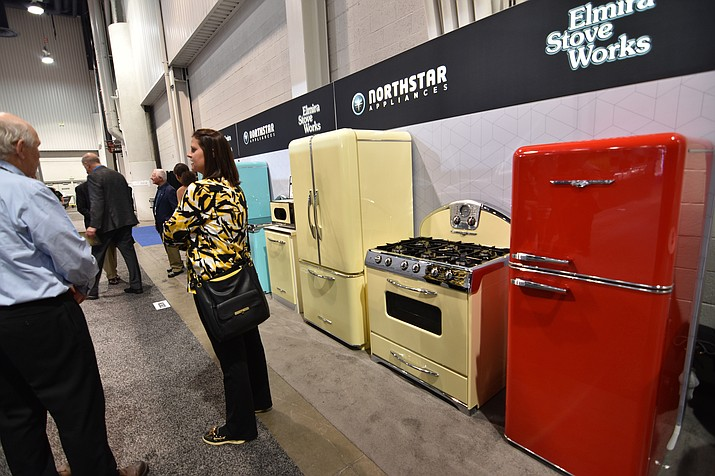 Appliance Trends: Show Focuses On Colors, Cooking Times