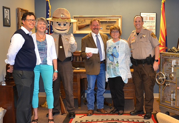 Yavapai County Sheriff's Office gets $6,800 grant from