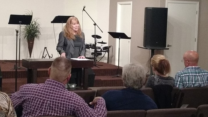 "MATForce Executive Director Merilee Fowler told an audience at a community meeting that 30 percent of juvenile drug users reported that they did drugs ""to deal with stress."""