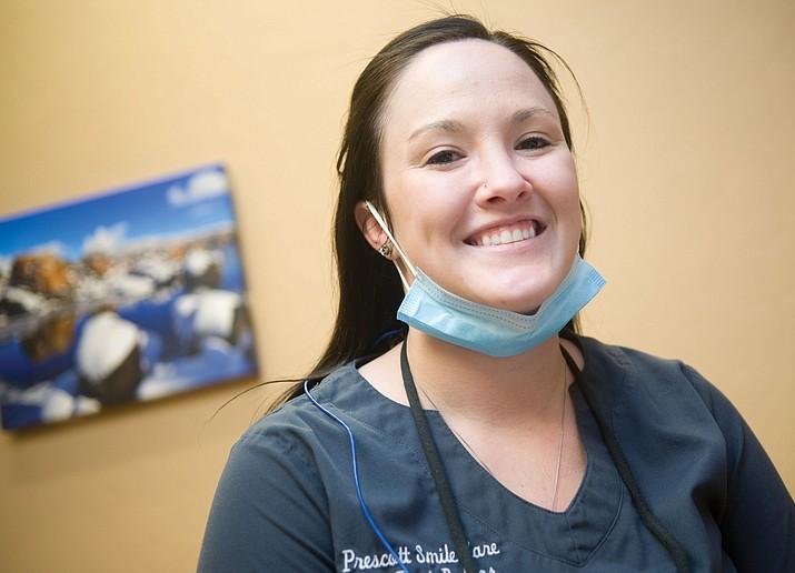 Dr. Tori Balbos at Prescott Smile Care in Prescott.