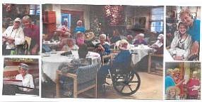 Monday Club annual Tea at Arizona Pioneers Home.
