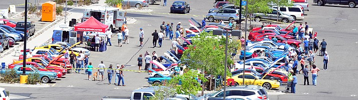 Ford Mustang lovers are invited to the Mustang Project Cruise Saturday, May 7, in the parking lot of the Wal-Mart on Highway 69.