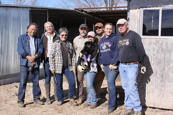 YHS Board of Directors, employees and volunteers have been preparing for the YHS Equine Center Grand Opening over a year. The Grand Opening is scheduled for Saturday, June 4, at 1 p.m. and you're invited!