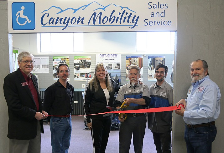 Canyon Mobility Sales & Service