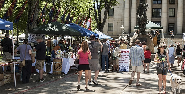 United Animal Friends (UAF) is hosting Woof Down Lunch, a day of fun, food, and music, Saturday, June 4, on courthouse plaza.