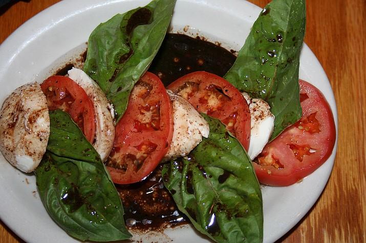 Caprese Salad from Genovese's Italian Restaurant