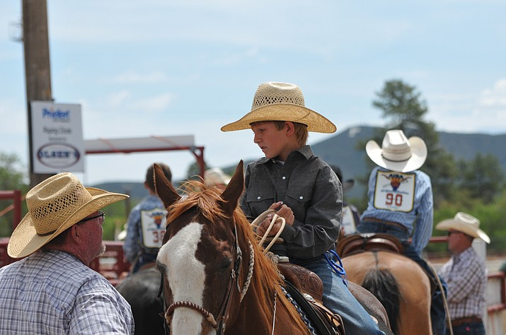 Picture This 2016 Arizona Junior Rodeo The Daily