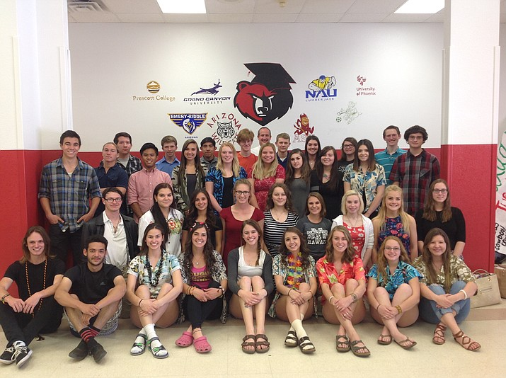 More than 50 members of the Class of 2016 earned a GPA of 4.0 or higher.