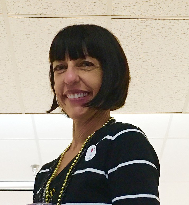 Juliana Goswick is the new executive director for Yavapai Big Brothers Big Sisters. She was the organization's head of fund development.