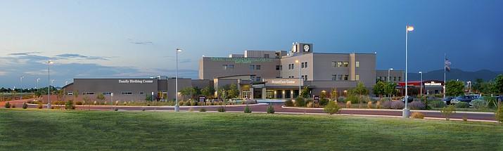 Yavapai Regional Medical Center - East now.