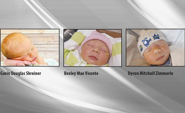 Chino Valley births for May 25, 2016