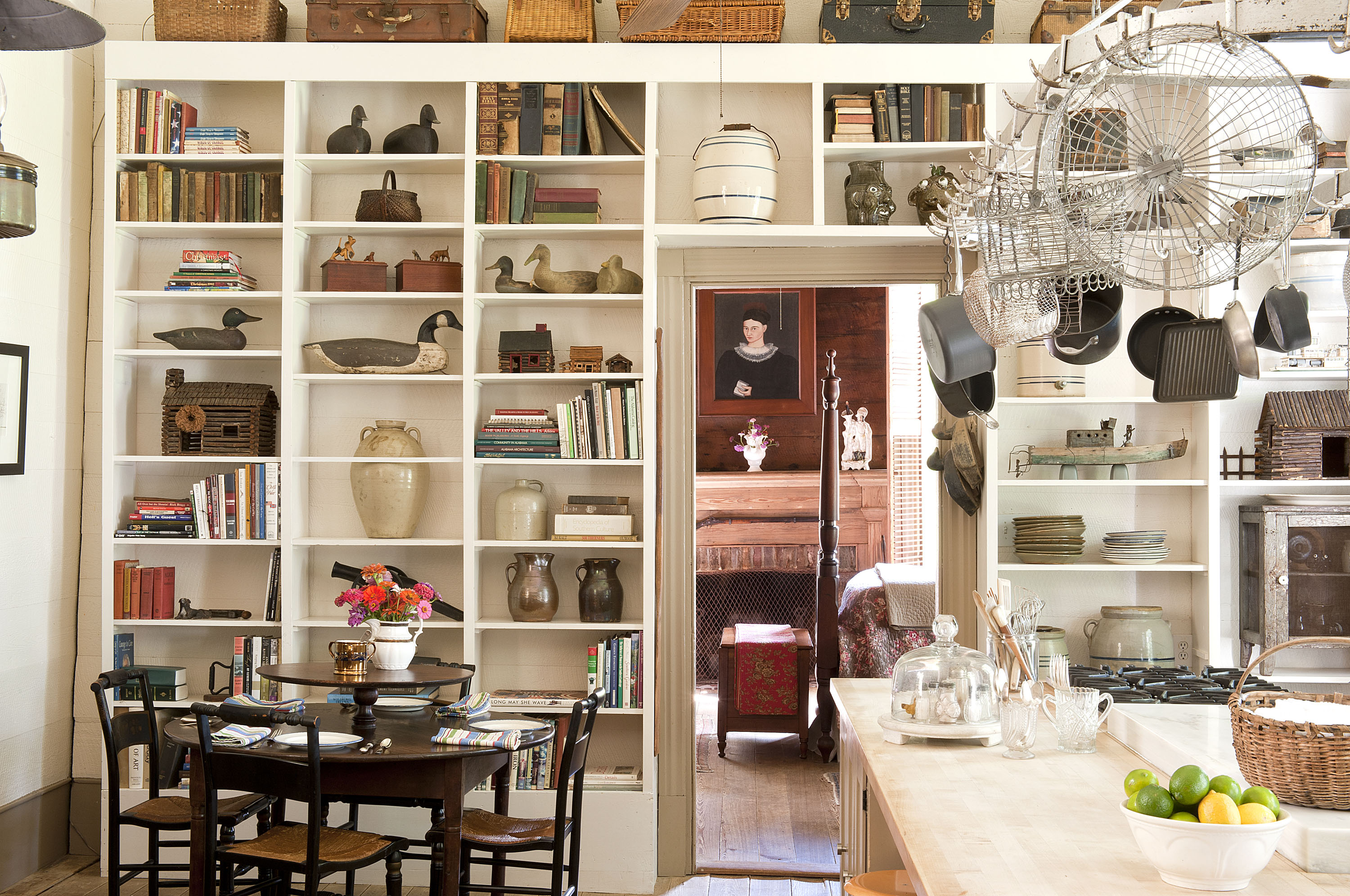 How To Decorate With Antiques, Heirlooms