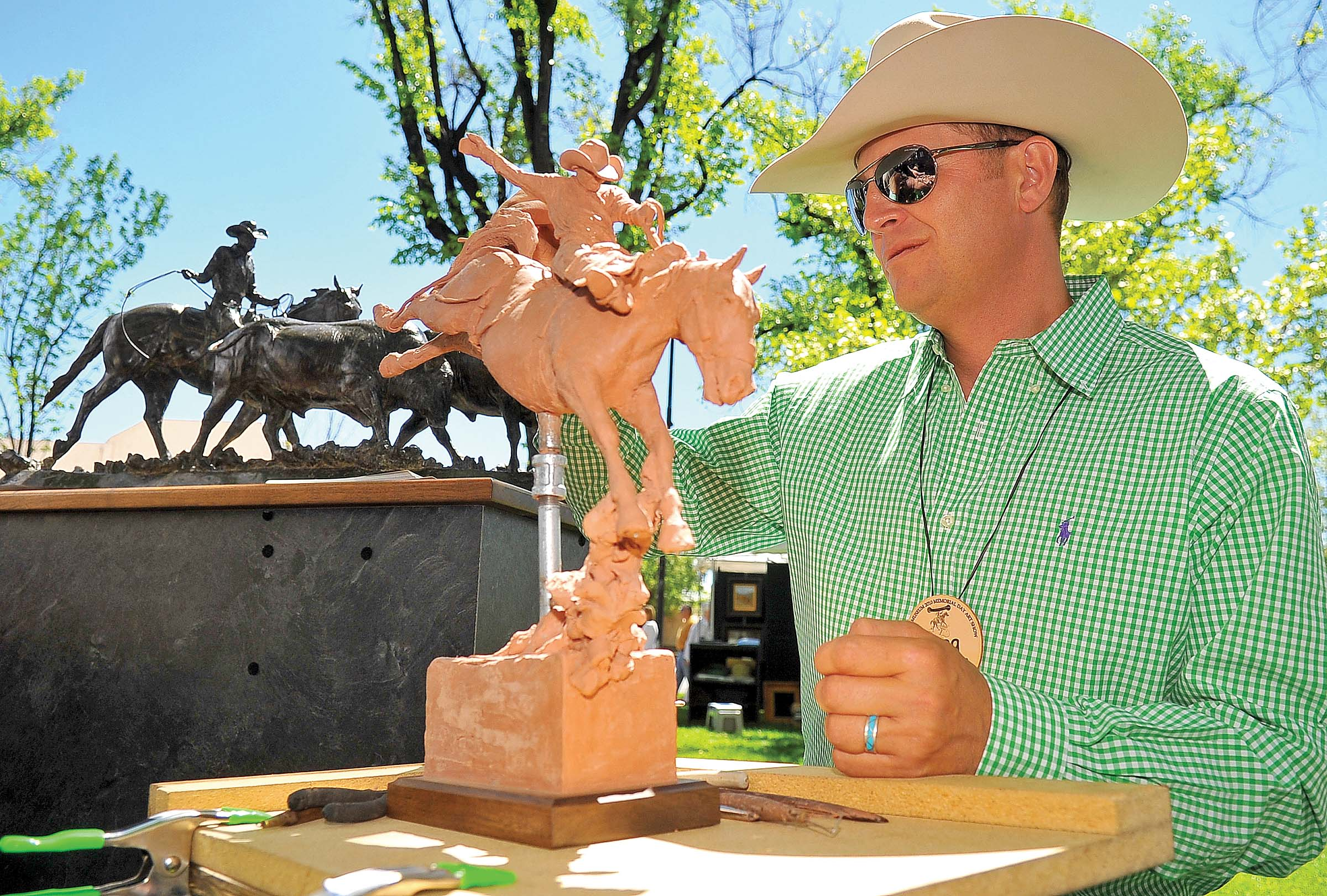 phippen museum marks 42nd annual art show and sale