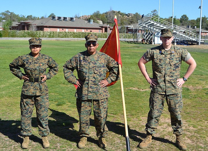 Field Trainers: Ashley Santillan, Alfonso Santillan Jr. and Andrew Johnston