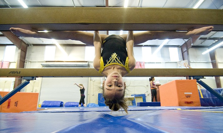 Arizona Dreams Gymnastics Academy gymnast Chiara Andrew, 10, was chosen for the USA Gymnastics Developmental Invite Training Camp in February at the National Team Training Center on Karolyi Ranch in Huntsville, Texas.