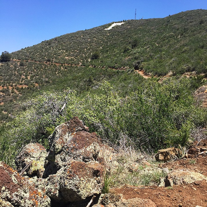 "One of the projects the City of Prescott is considering, with the open space money, is construction of a one-mile section of trail that would connect the Prescott Gateway Mall (south of Panera Bread) to the existing Prescott Circle Trail, located off Highway 69 in the Badger ""P"" Mountain area."