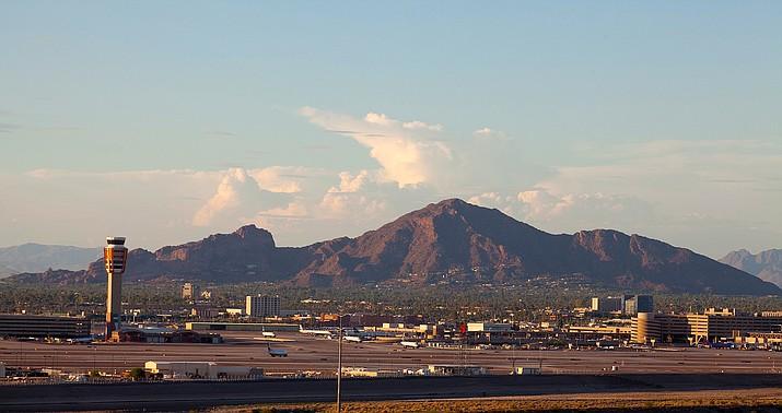 Phoenix's Sky Harbor International Airport.