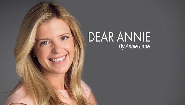 Dear Annie: You may wanna get that checked out