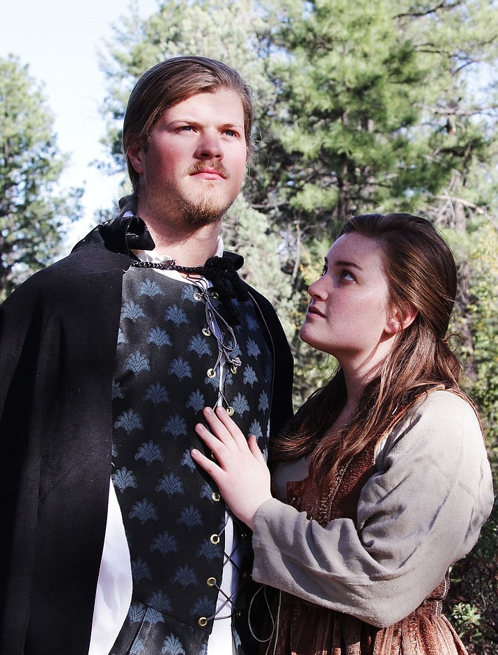 "Highlands Center for Natural History and Laark Productions presents Shakespeare in the Pines, featuring ""All's Well That Ends Well,"" at 7 p.m. Friday and Saturday, June 24 and 25."