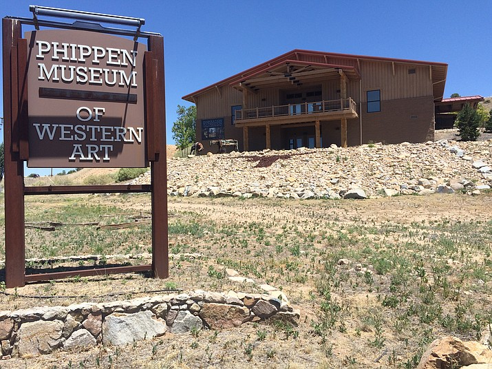 The Phippen Museum recently received a 2016 TripAdvisor Certificate of Excellence.