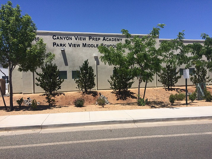 Canyon View Preparatory has worked out an agreement with Grand Canyon University to allow students to earn college credits while still in high school.