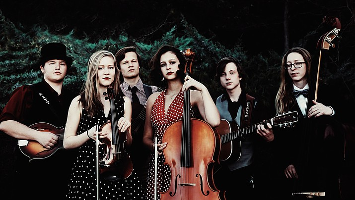 Generation plays downtown on courthouse plaza from 6:30 to 8:30 Friday, June 24.