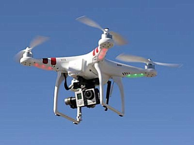 New drone rules take effect in August.