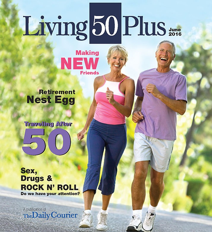 Living 50 Plus Tab 2016