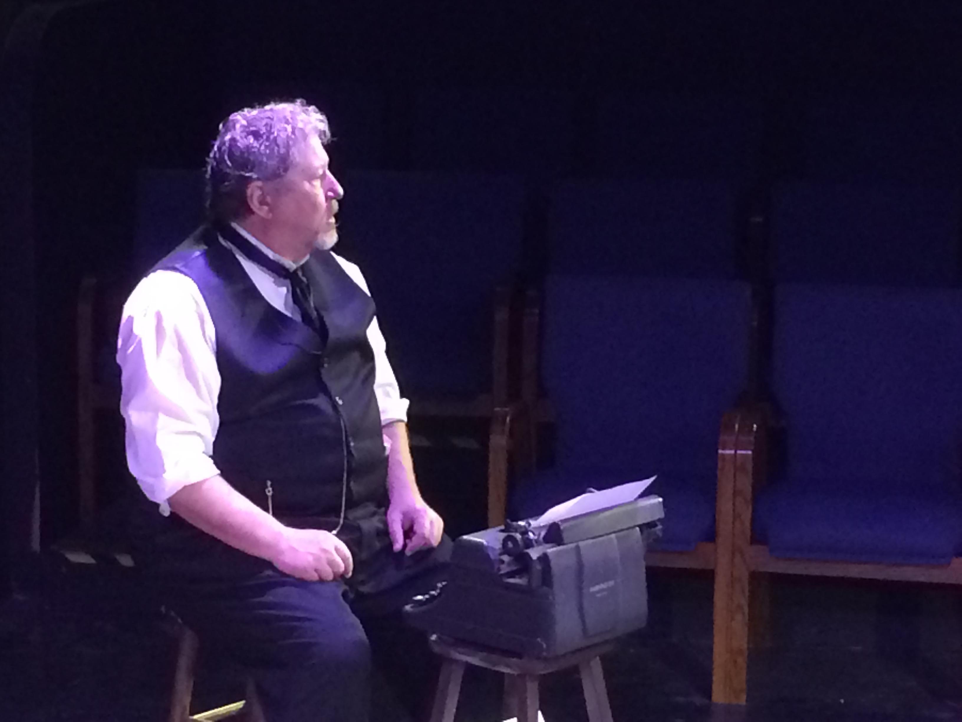 Good Doctor Mixes Chekhov Neil Simon VIDEO