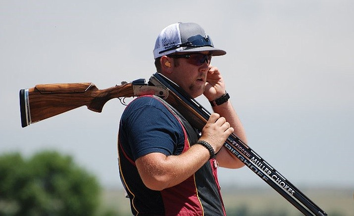 Tyler Taylor, a 2015 Wickenburg High graduate, has qualified for the United States Olympic Shotgun Team.