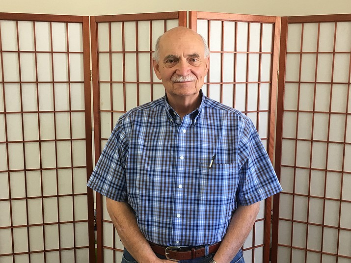 Darryl Croft is running for mayor of Chino Valley in the Aug. 30 primary election.