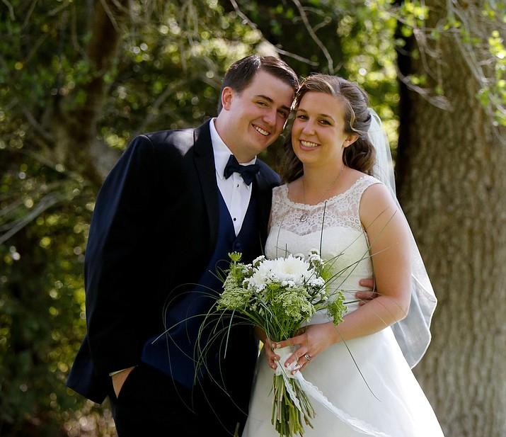 Bethany Jeffress and  Matthew Polk