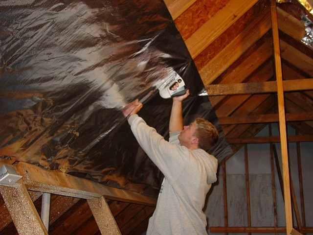 Do Radiant Barriers Reflective Insulation Make Sense