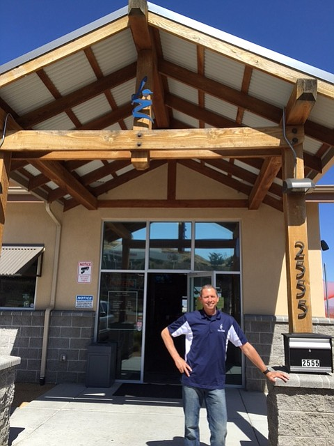 Jeff Sandy recently made his dream come true by purchasing his own batting cages. Formerly owned by John Reding, Full Swing Sports Center is located at 2555 Crownpointe Drive in Prescott Valley.