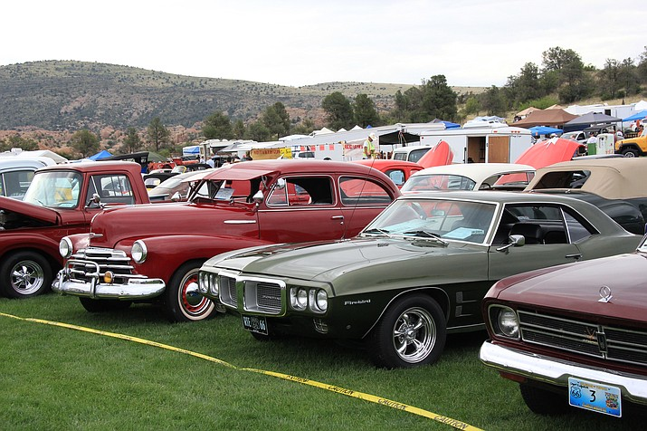 If you're a big enough fan of classic cars you already know about the Prescott Antique Auto Club's 42nd annual Watson Lake Show, coming this Saturday and Sunday, Aug. 6 and 7.