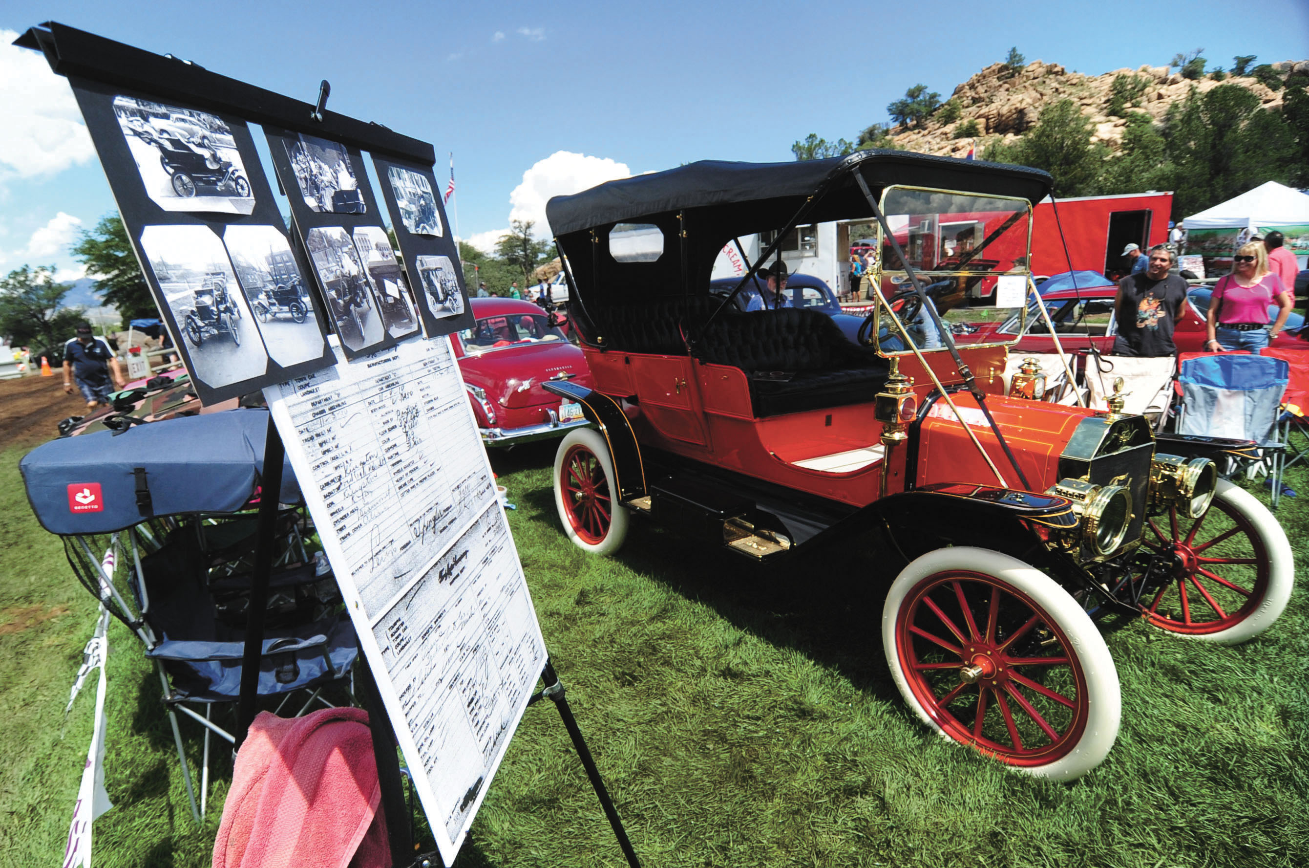 Watson Lake Antique Auto Show continues Sunday (VIDEO) | The Daily ...