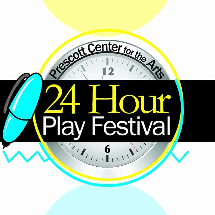 The first-ever PCA 24-Hour Play Festival begins with open auditions at 7 p.m., Friday, Aug. 19, for shows to be performed at 7:30 p.m. Saturday, Aug. 20.