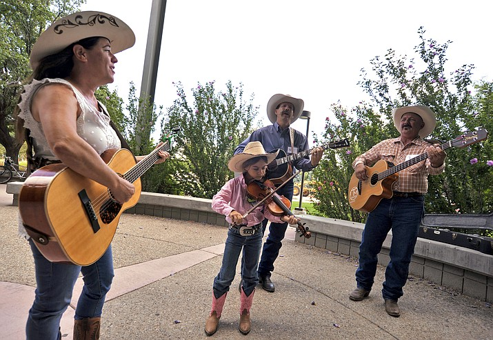 The 29th annual Cowboy Poets Gathering continues through Aug. 13.