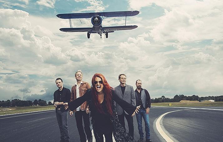Wynonna & The Big Noise perform in Prescott on Aug. 26