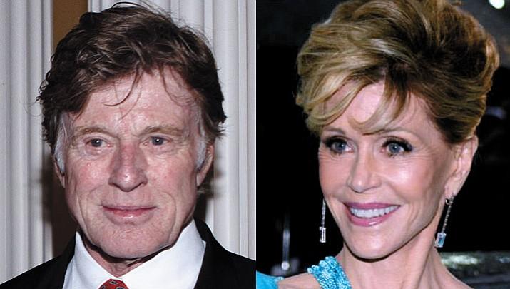 Robert Redford and Jane Fonda