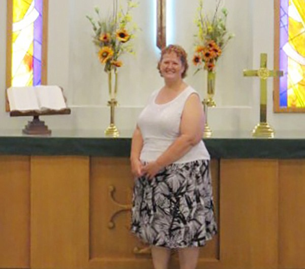 Pastor Wendy Swanson