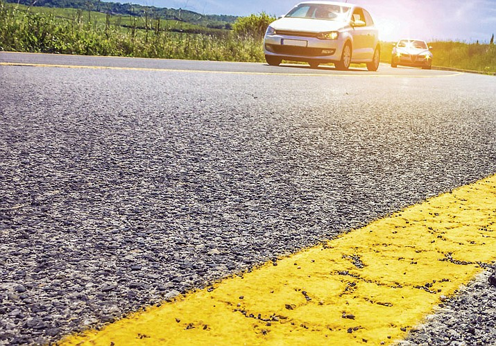Road work is expected to begin on local roadways soon - with June being the start of the typically dry weather needed. (Courier, file)