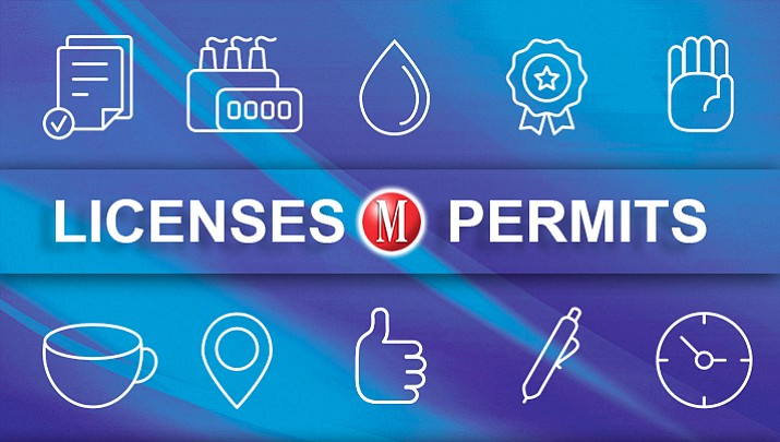 Licenses and Permits | May 21, 2018